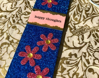 Happy Thoughts bookmark