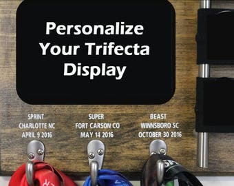 Trifecta Display Add On - Customized race information