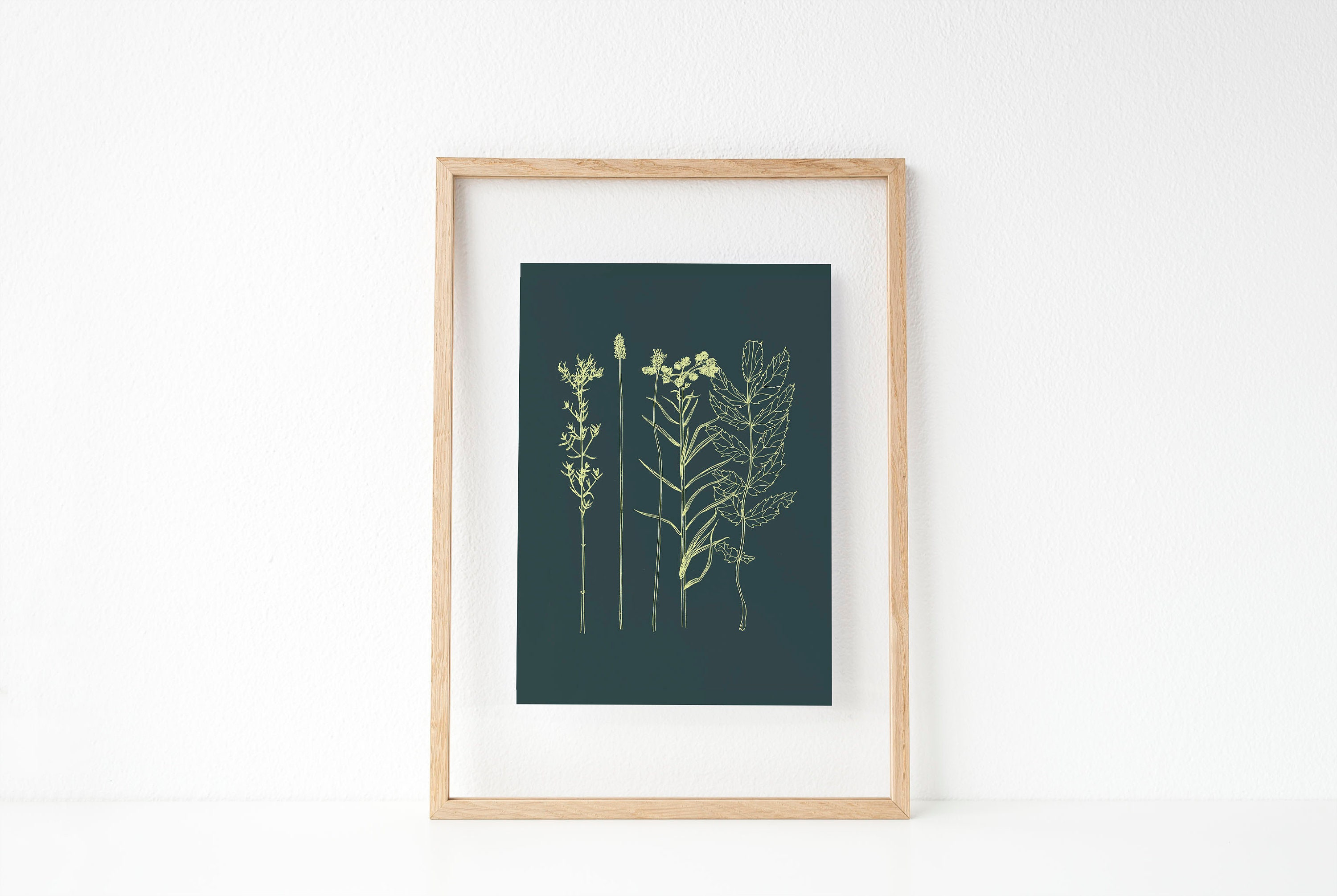 Timothy lake wall decor botanical line drawing nature zoom fandeluxe Gallery