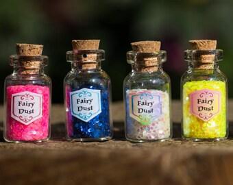 10 X Fairy Dust Bottle