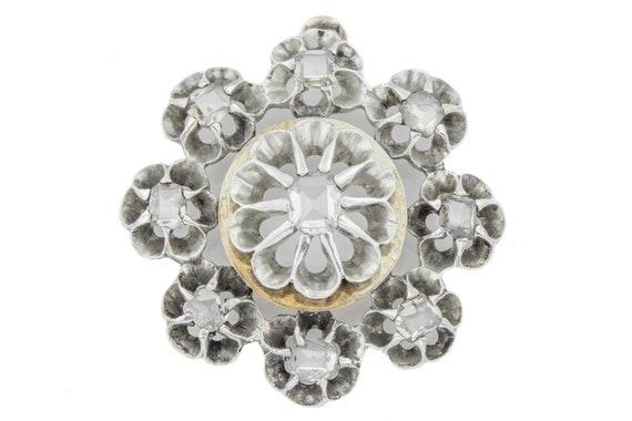 Georgian Table Cut Diamond Pendant (0.80ct)