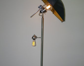 Elegant and simple stand lamp