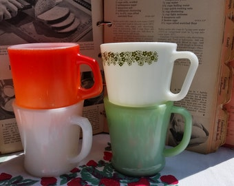 4 Imperfect mugs for planting