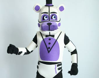 Funtime Freddy Costume For Kids, Five Nights At Freddyu0027s Fnaf Freddy  Costume, Fnaf Halloween