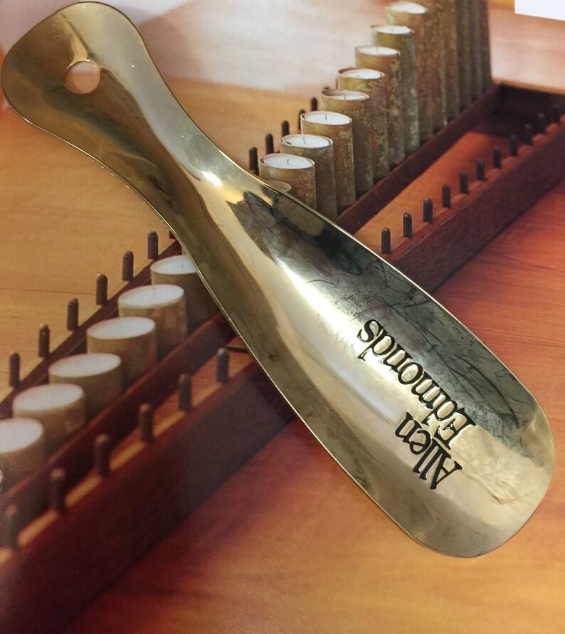 85f037d175c98 Allen Edmonds Brass Plated Shoehorn