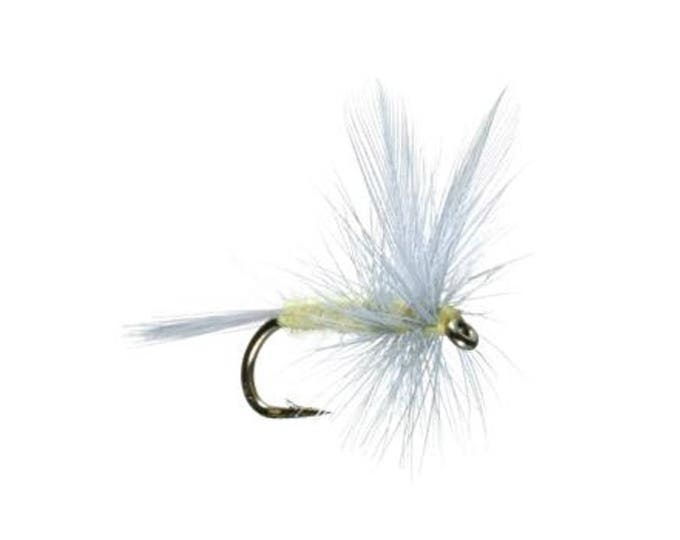 Pale Morning Dun - PMD - Classic Dry Fly - Hook Size 16 - Hand-Tied Fly Fishing Trout Flies