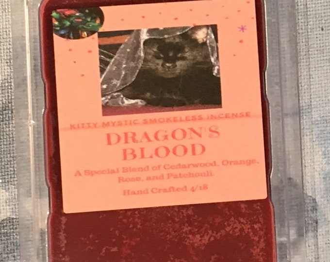 Dragon's Blood Smokeless Incense