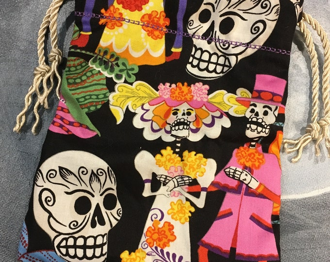 Día de Muertos (Day of the Dead) Bag