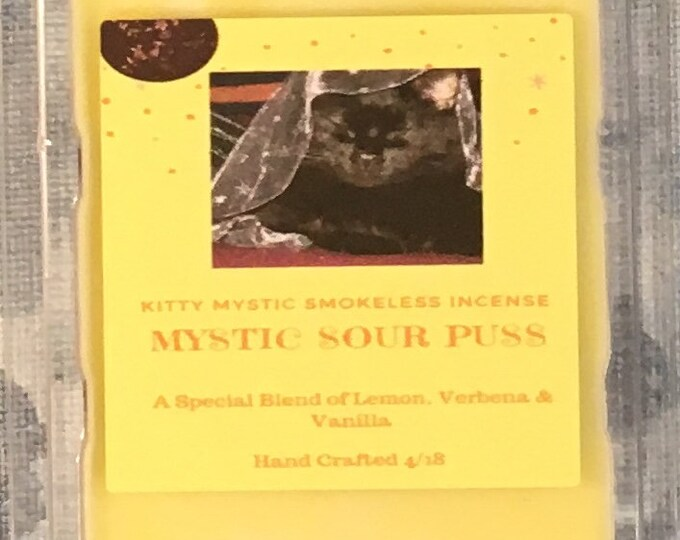 Mystic Sour Puss Smokeless Incense