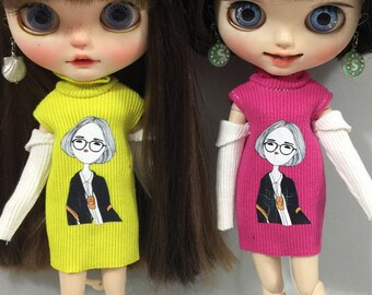 Punk Dorky Blythe Sweater - 3 colors