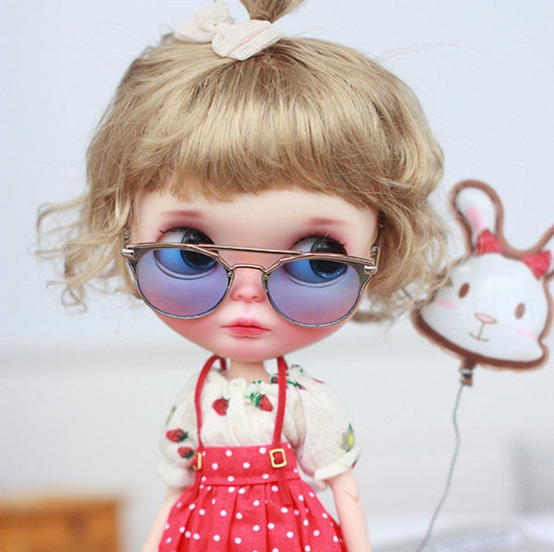 5767051467cf8 Blythe Doll Ombre Hipster Sunglasses
