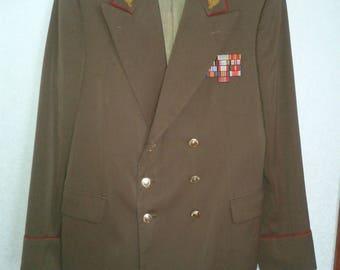 Soviet General Tunic Soviet Army