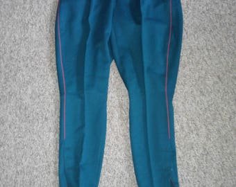Soviet army uniform officers breeches pants military