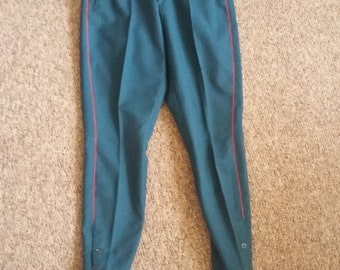 SOVIET ARMY officer parade brechees pants