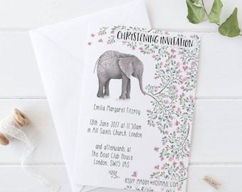 Naming ceremony card | Etsy