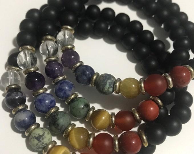 Chakra Energy  Healing Bracelet