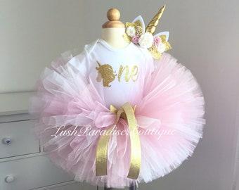 8ad94fd122c Unicorn birthday outfit