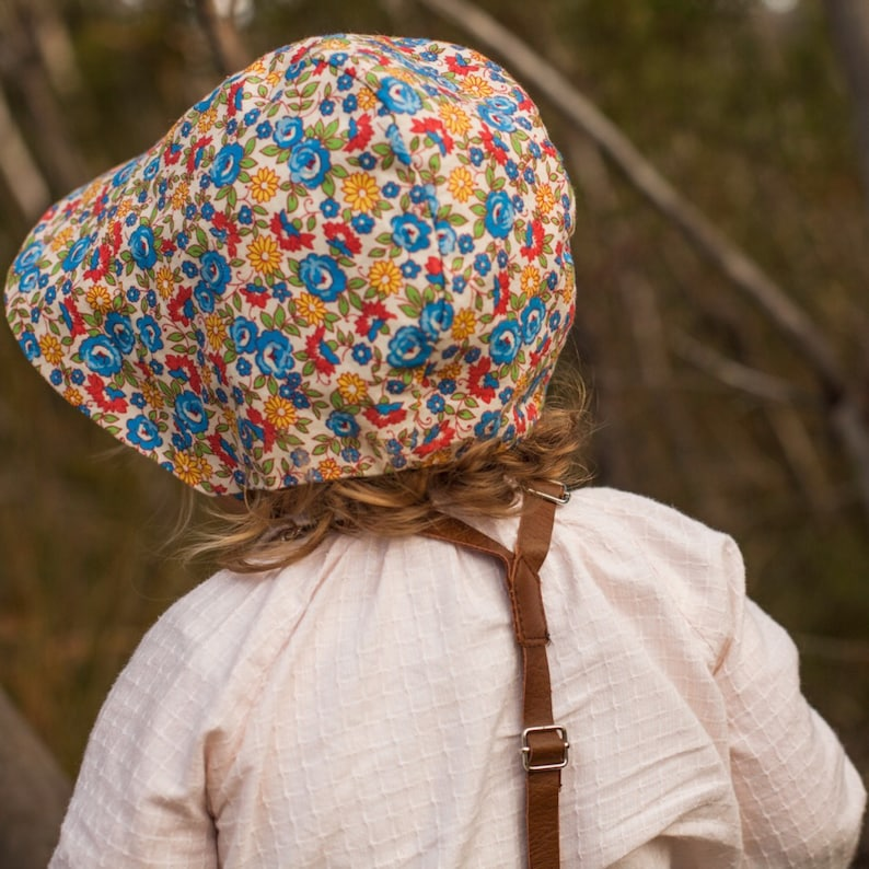 Hats Baby Sun Bonnets Baby Accessories Lovingly Handmade And Designed Reversible