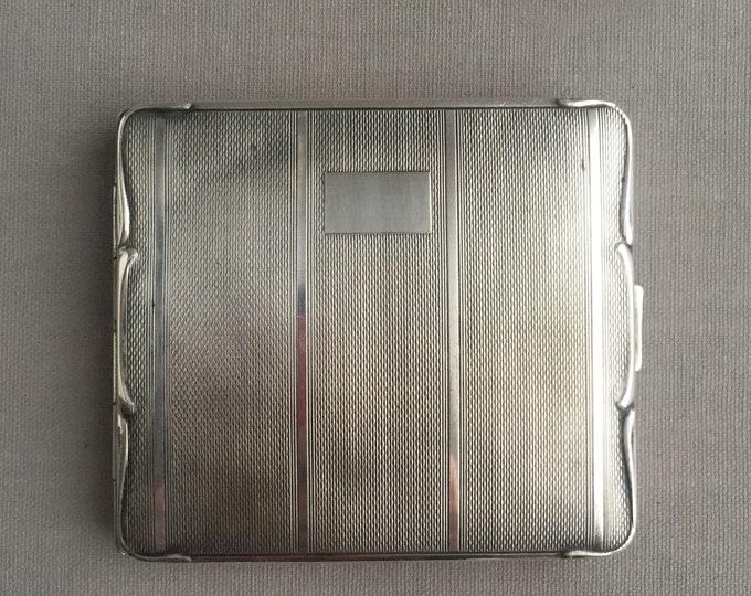 Alpacca Hoka cigarette case