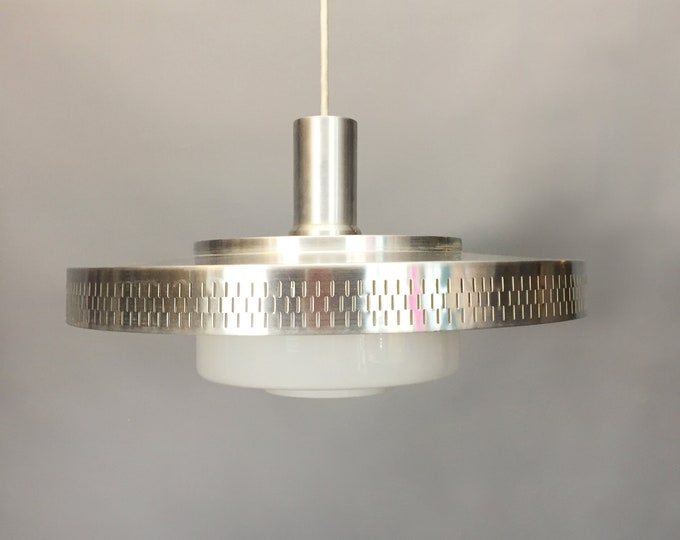 1960s ufo pendant light