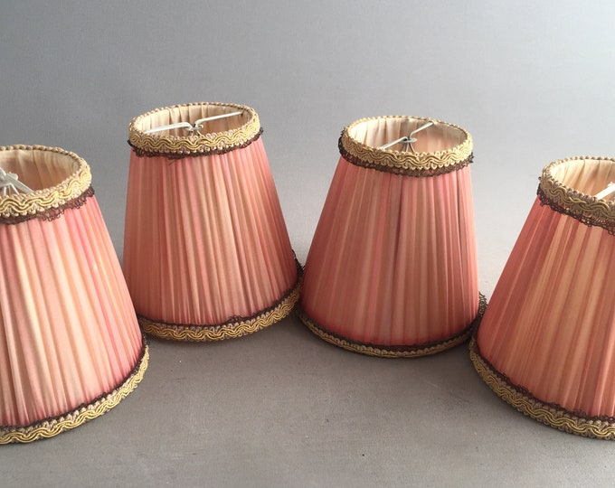 little vintage lampshade