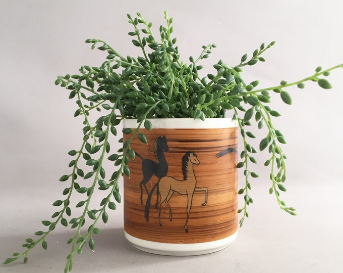 bavarian ceramic plant pot