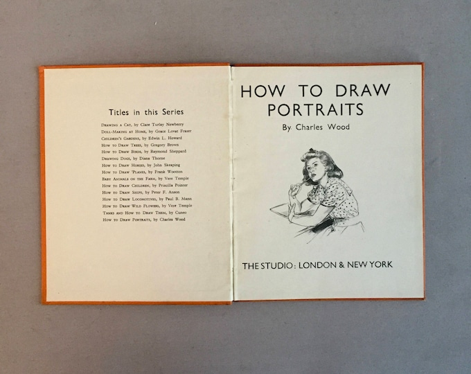 How to draw portraits and farm animals