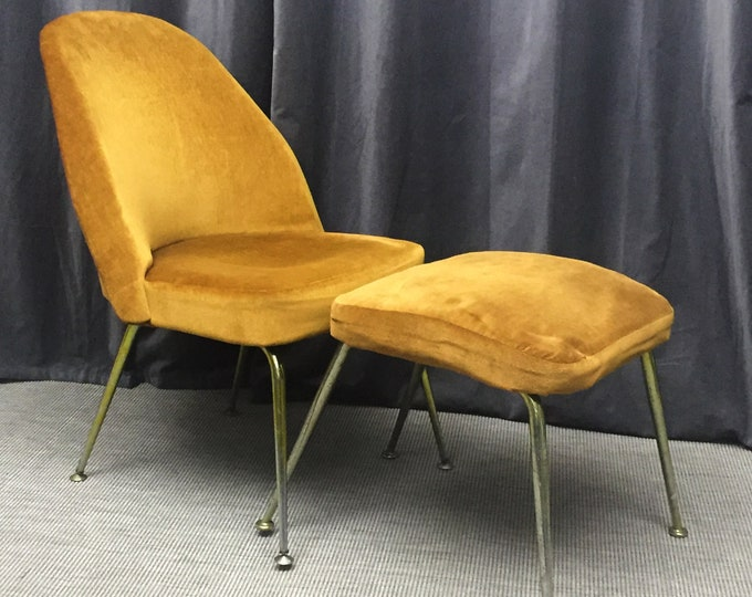 Campanula chair by Carlo Pagani 1950s