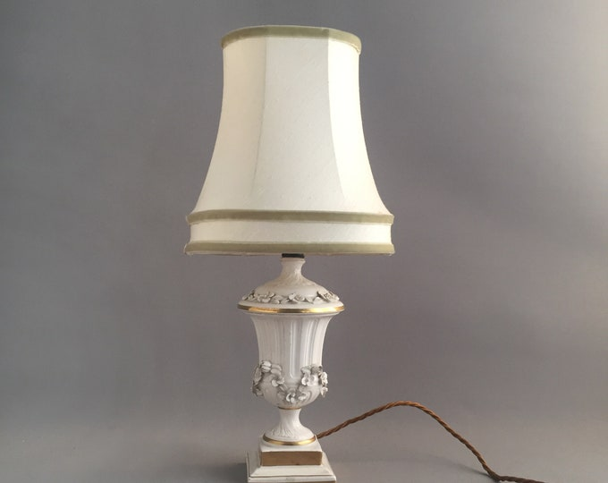 Little Italian ceramic lamp base