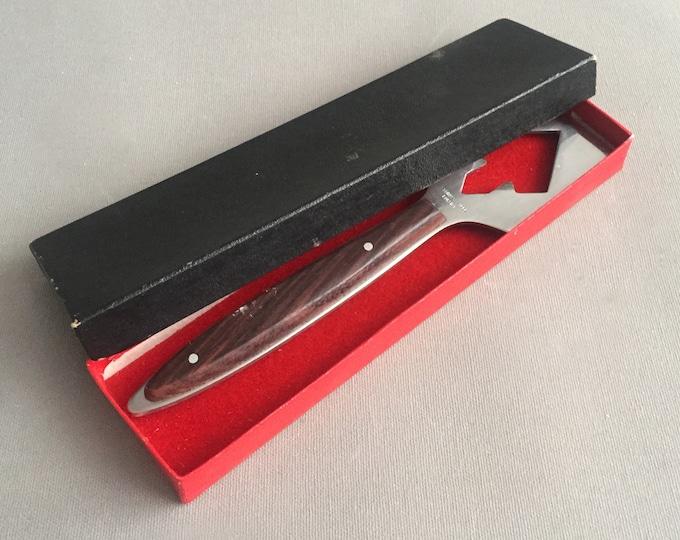 1960s boxed bottle opener