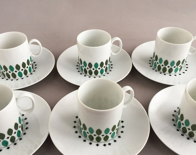 Thomas Rosenthal coffee set