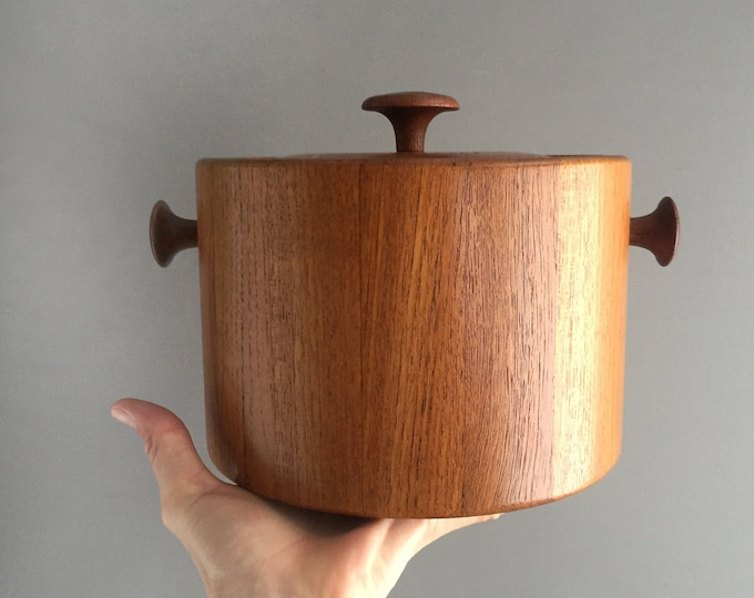 1960s Danish ice bucket by Digsmed