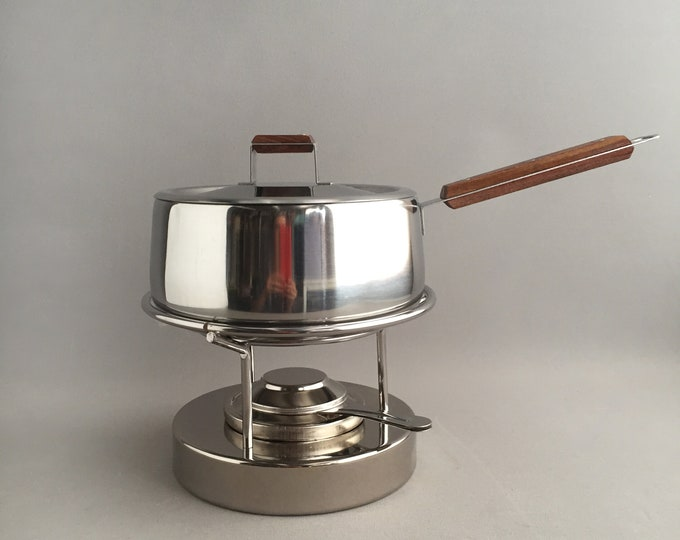 1970s Fondue set in original box