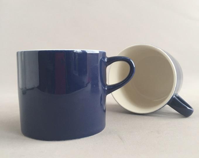 Melitta espresso cups x 6 Stockholm blue