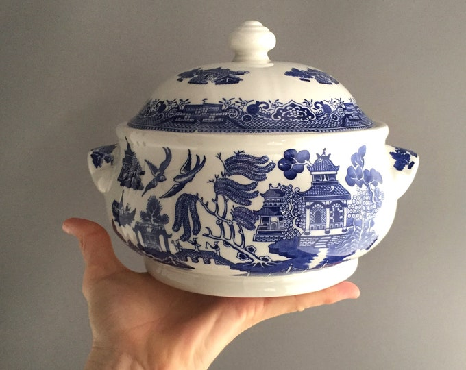 Willow Tureen by Churchill England