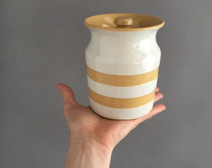 T.G Green jar by Judith Onions