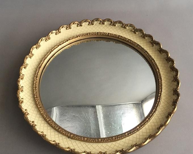 1950s convex mirror