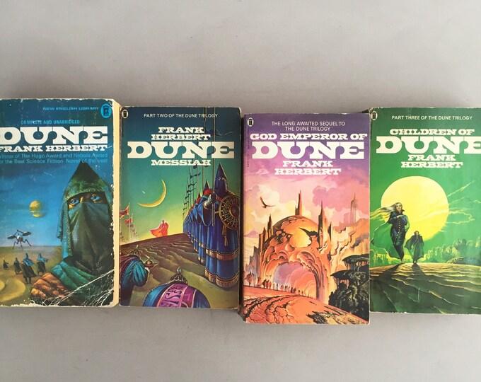 1970s Dune complete set