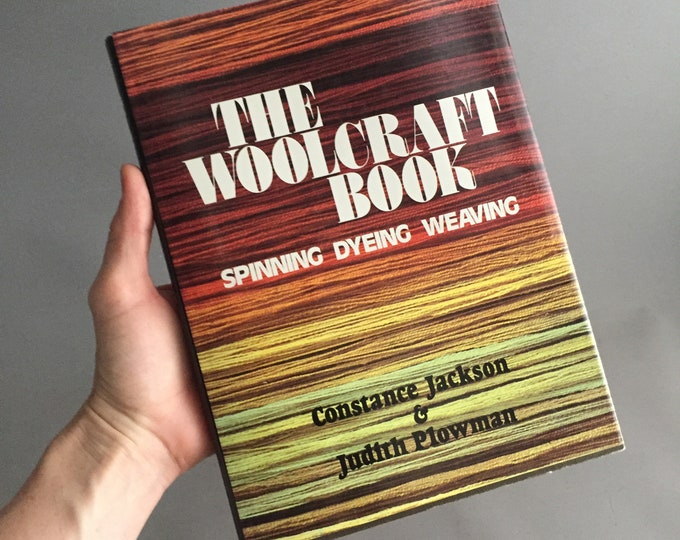 wool craft book