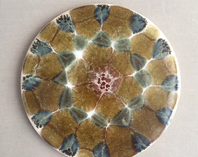 Alan Wallwork 1960s studio tile