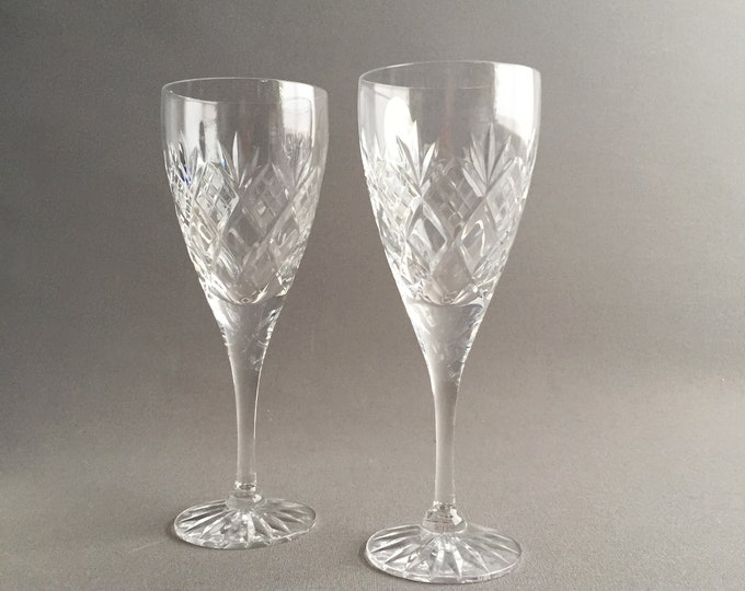 Royal Doulton champagne Glass