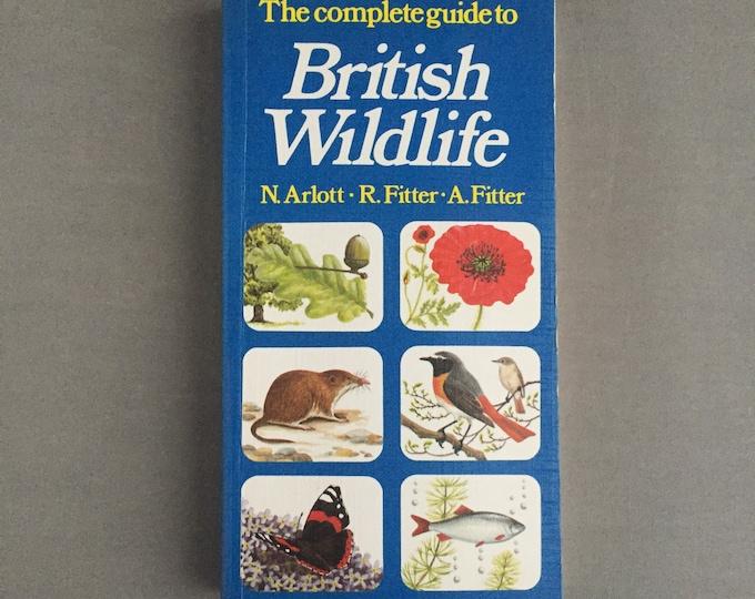 book of British wild life