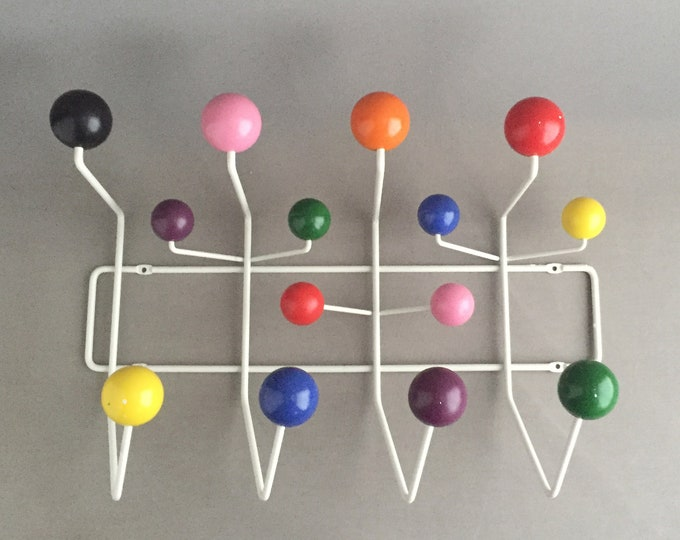 Eames 'hang it all' hooks