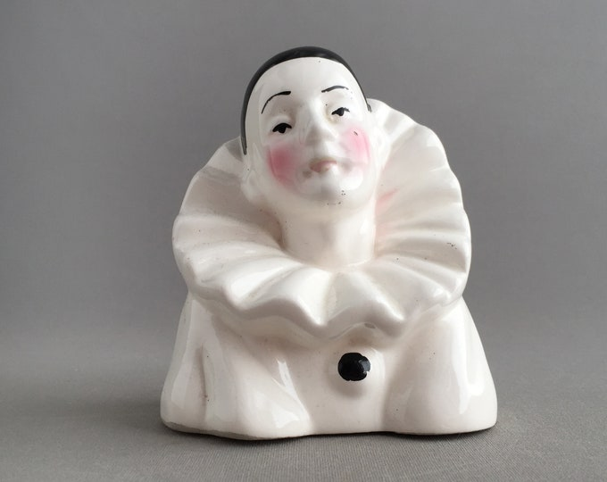 Pierrot clown Ornament