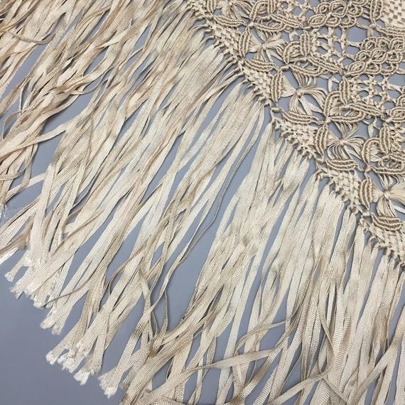 wool piano shawl - image 8