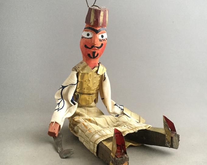 folk art doll /puppet