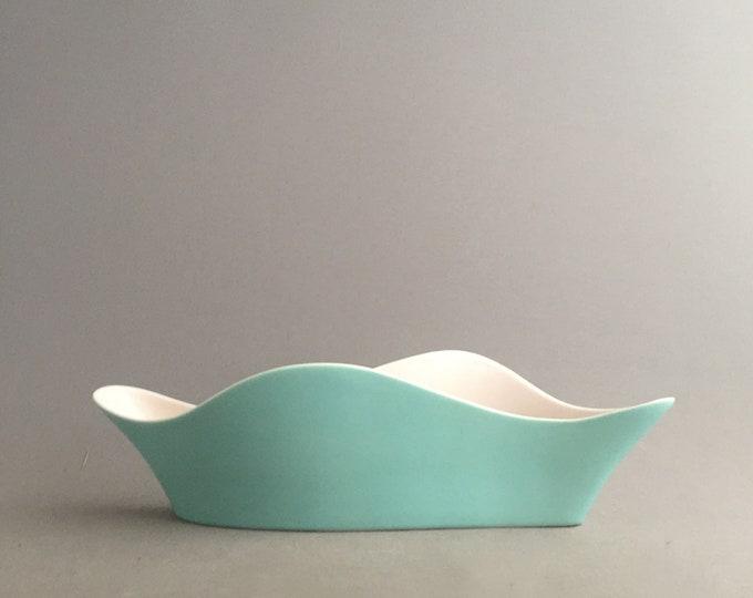 Poole pottery wave planter