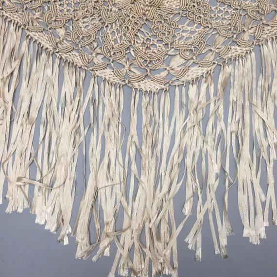 wool piano shawl - image 5