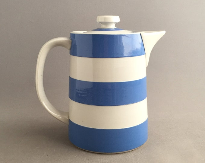 cornish ware teapot/coffee pot Judith Onions