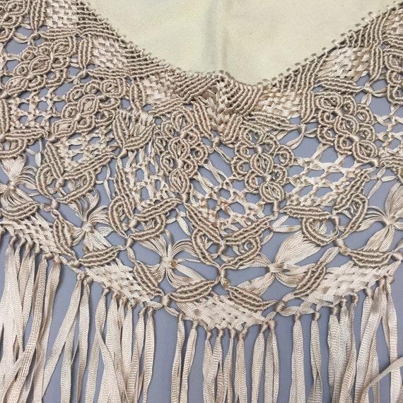 wool piano shawl - image 6
